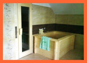 bazének k sauně